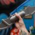Full sized Lego batarang print image