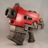 WH40K. Ultramarine Bolt Pistole print image