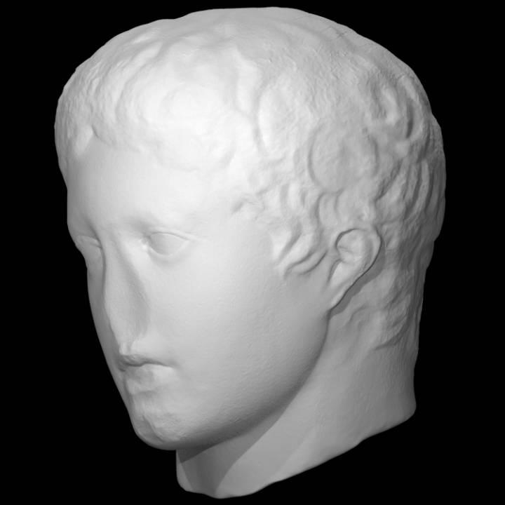 Head of Doryphorus