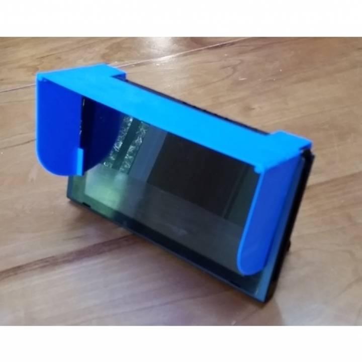 Nintendo Switch Flat-Folding Screen Shade