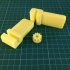 Aluminium Arms Z-Axis Upgrade - Makes Your Makerbot Replicator 2 And 2x A Real Tool image