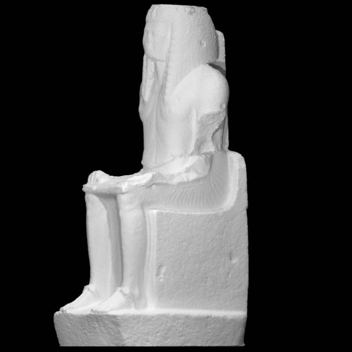 Statue of Ramesses III