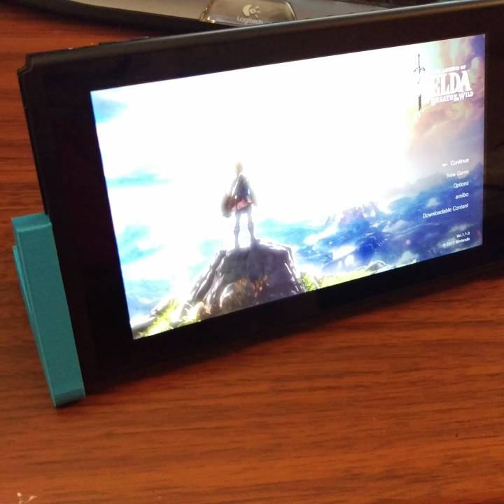 Nintendo Switch 60° Stands for JoyCon Channels