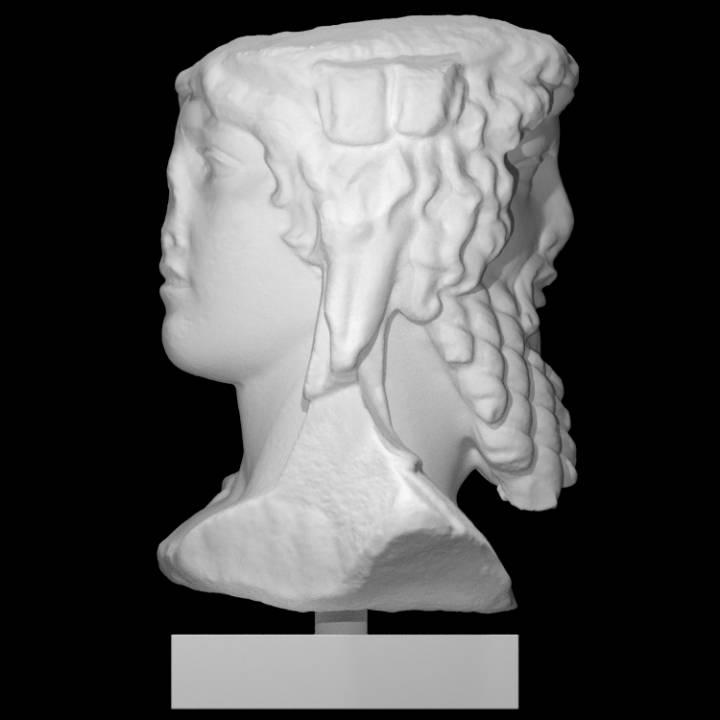 Janiform Herm of Dionysus