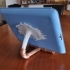 Splashy iPad stand image