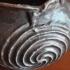 Prehistoric Native American Spiral Pot image