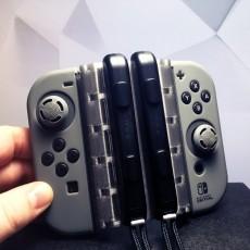 Folding JoyCon Controller for switch