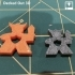Lords of Waterdeep Meeples Game Pieces image