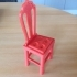 Barbie Chair image