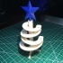 A Mini Merry Marblevator Christmas Tree image