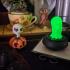Motorized Halloween Ghost Nightlight print image