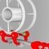 Printrbot Simple Metal Spool Holder image
