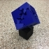 Large Geared Cube, Motorized Edition image