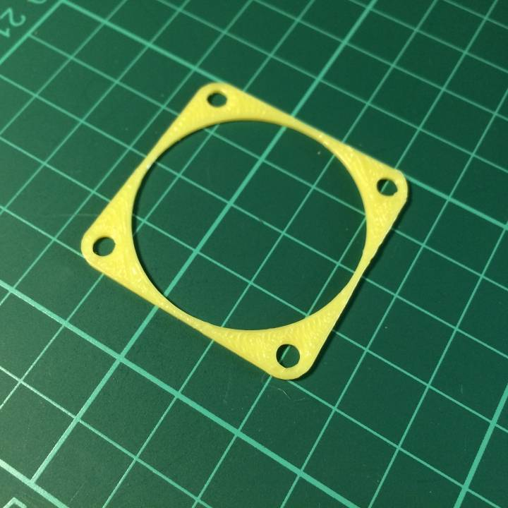 Printrbot Simple Metal 40mm Fan Shroud Shim