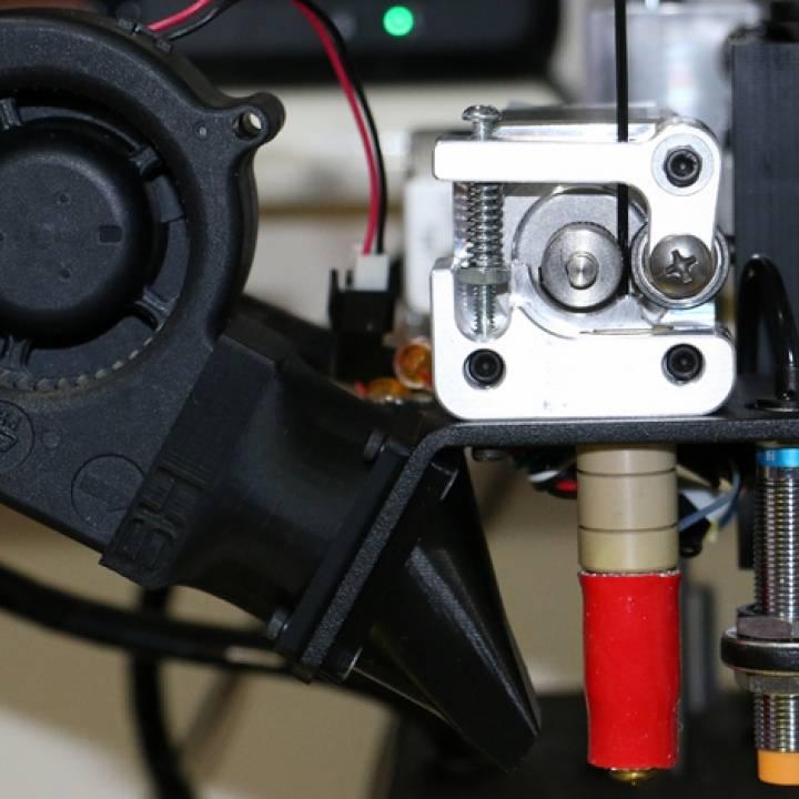 Printrbot Simple Metal Improved High Flow Fan Blower Upgrade