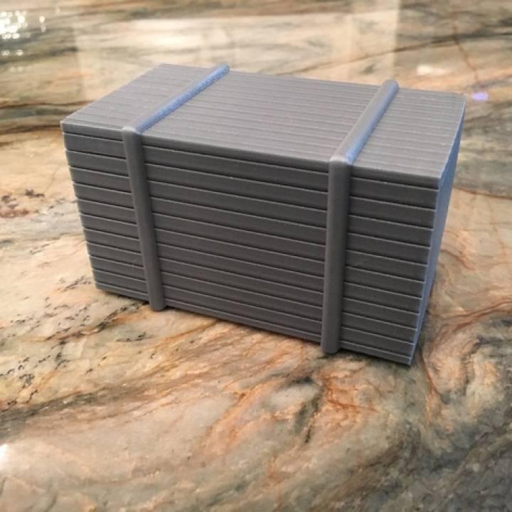 A Simple Secret Box