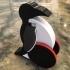 Penguin Pull, Push Toy image