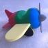 Push Toy, Airplane image