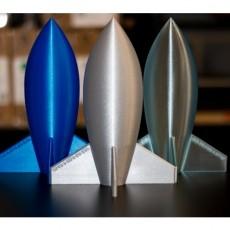 Simple Spannerhands Rocket (Vase Mode)