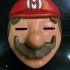 Happy Mask Mario image