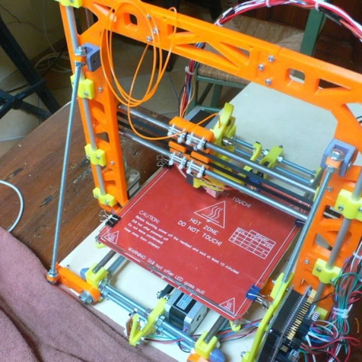 Cadre et chassis Prusa I3