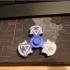Auburn Fidget Spinner - Wingnut2k image