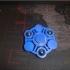 """1/2"""" Ball Bearing Fidget Spinner - Wingnut2k #2 image"""