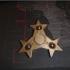 """1/2"""" Ball Bearing Star Fidget Spinner - Wingnut2k #4 image"""