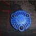 """1/2"""" Ball Bearing Fidget Spinner - Wingnut2k #5 image"""