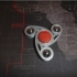 "1/2"" Ball Bearing Fidget Spinner - Wingnut2k #9 image"