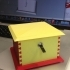 Do Nothing Box, Dovetail Edition image