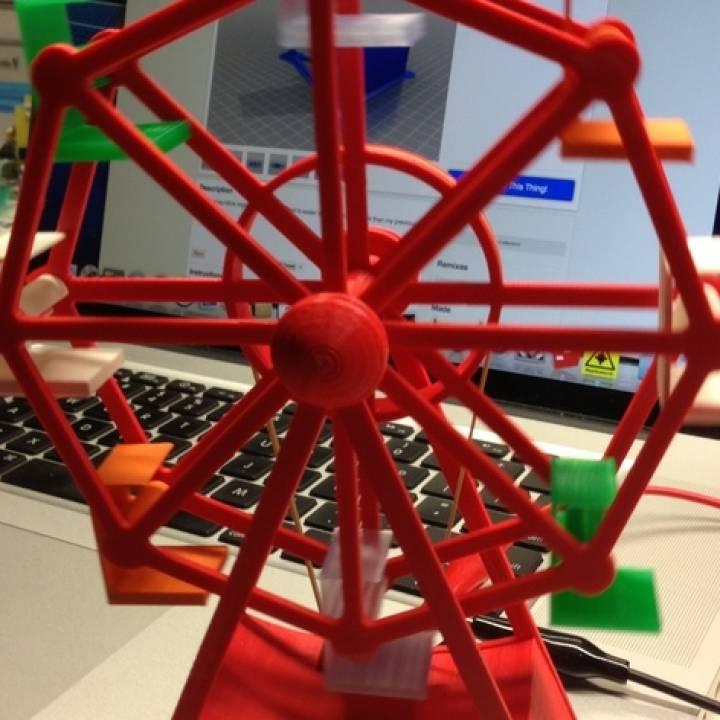 Ferris Wheel (yet another).