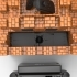 Super Mario Bros. Fortress Console Organizer & Charging Station - Nintendo Switch image