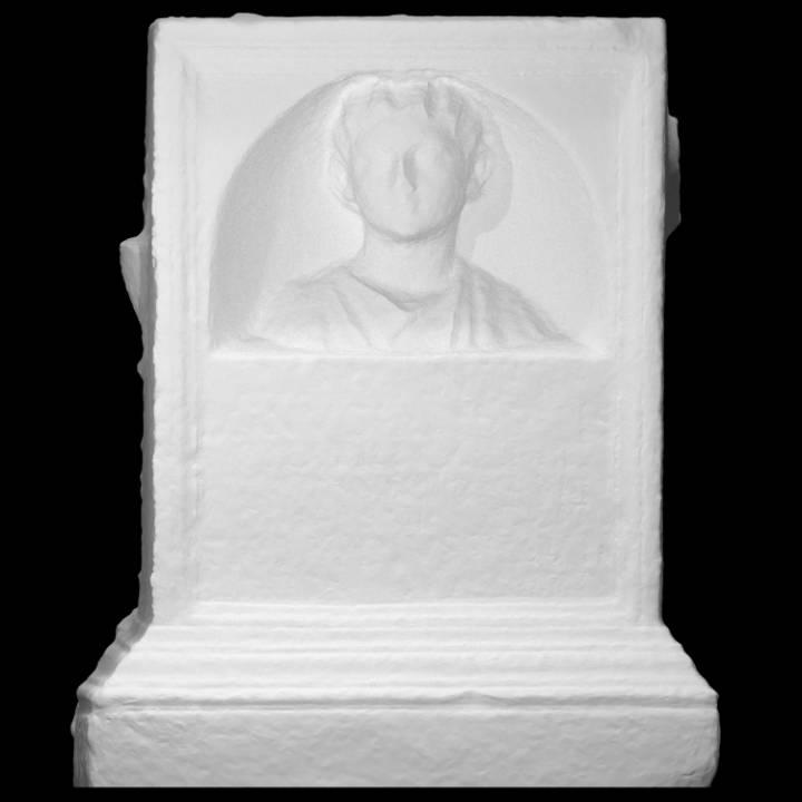 Funerary altar for Minucia Suavis