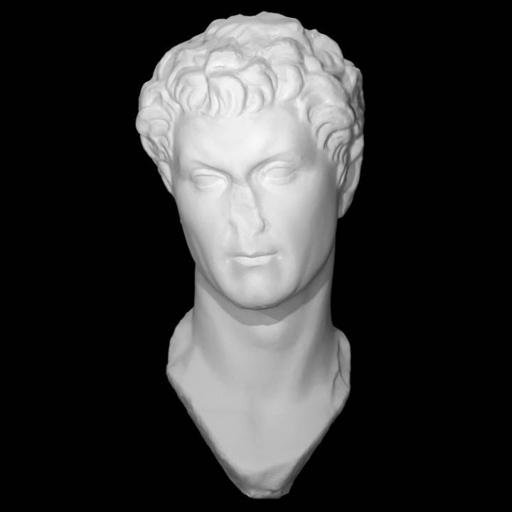 Bust of Emperor Nerva (?)
