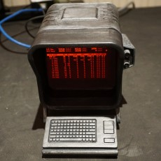 Picture of print of Fallout 4 - Wall Mounted Terminal Replica