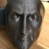 Death Mask of Dante Alighieri print image
