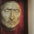 Death Mask of Dante Alighieri image