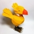 Low poly Chocobo image