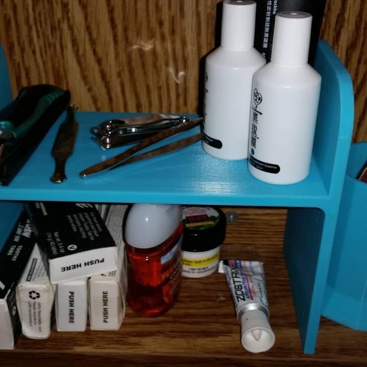 Medicine Cabinet Shelf Image