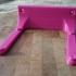 Eleduino Raspberry Pi rainbow case stand image