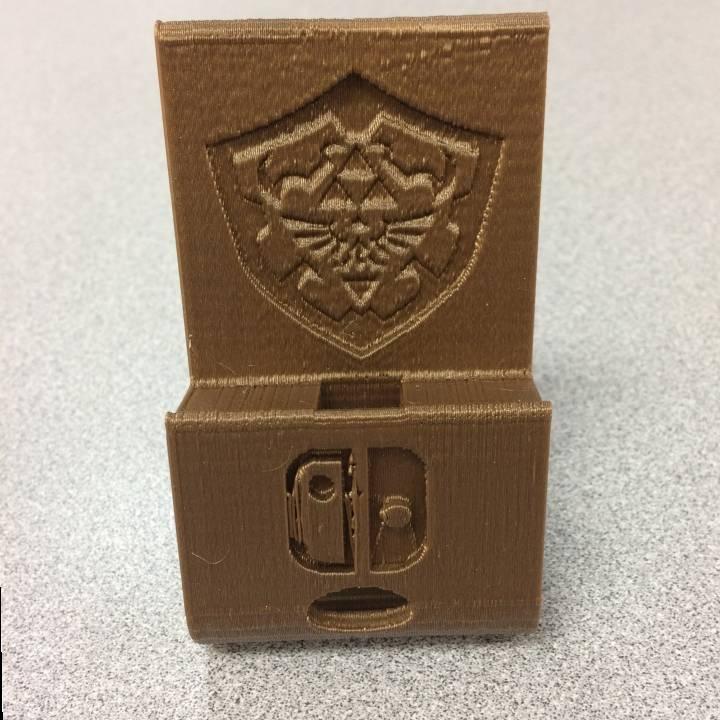 Nintendo Switch Hylian Shield Stand