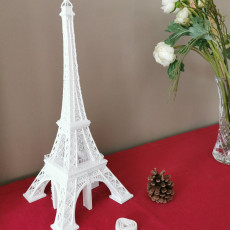 Picture of print of Eiffel Tower Model Esta impresión fue cargada por ROYER