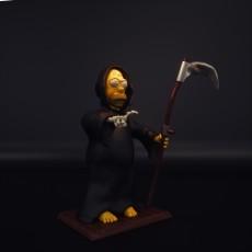 Homer Grim Reaper