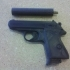 WALTHER PPK Silencer & FULL MODEL image