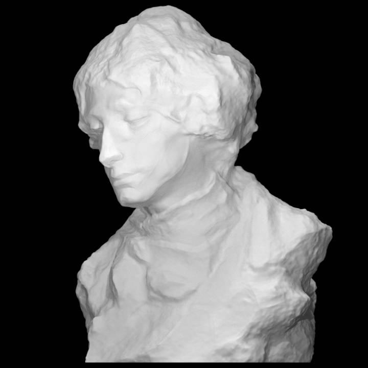 Portrait of Maria Sredina