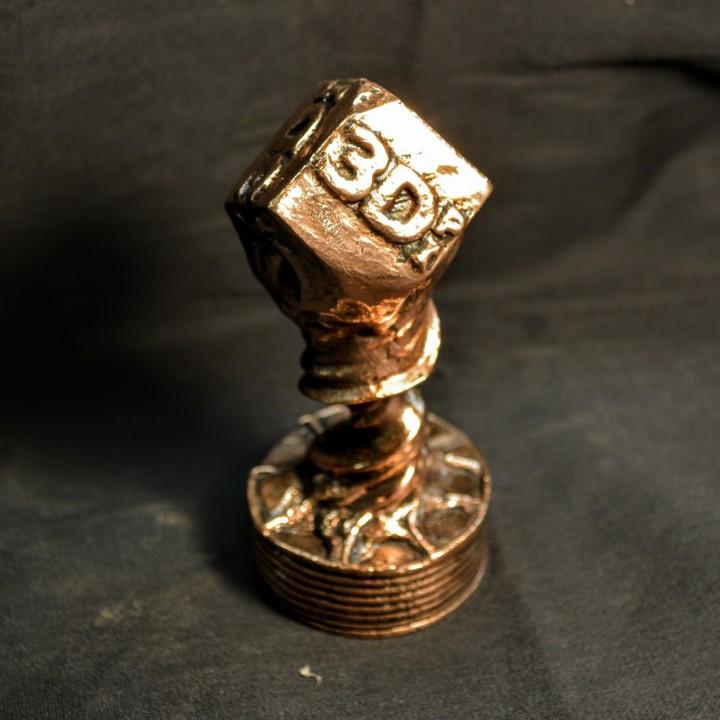 Cube 3DPI Award