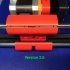 Max Micron (an other Prusa i3 clones) Adjustable stop X carriage image