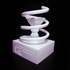 3D-printing industry award