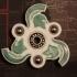 Michigan State Spartan Fidget Spinner - Wingnut2k image